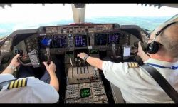 BOEING 747 Packs off TAKEOFF