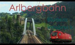 Führerstandstfahrt Arlbergbahn