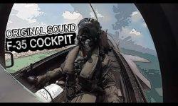 F-35 Cockpit Camera
